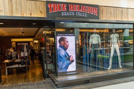 retail advertising true religion