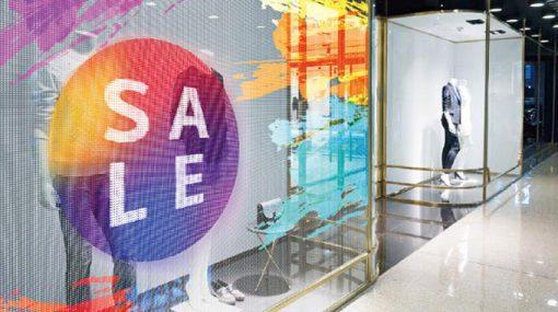 retail advertising displays
