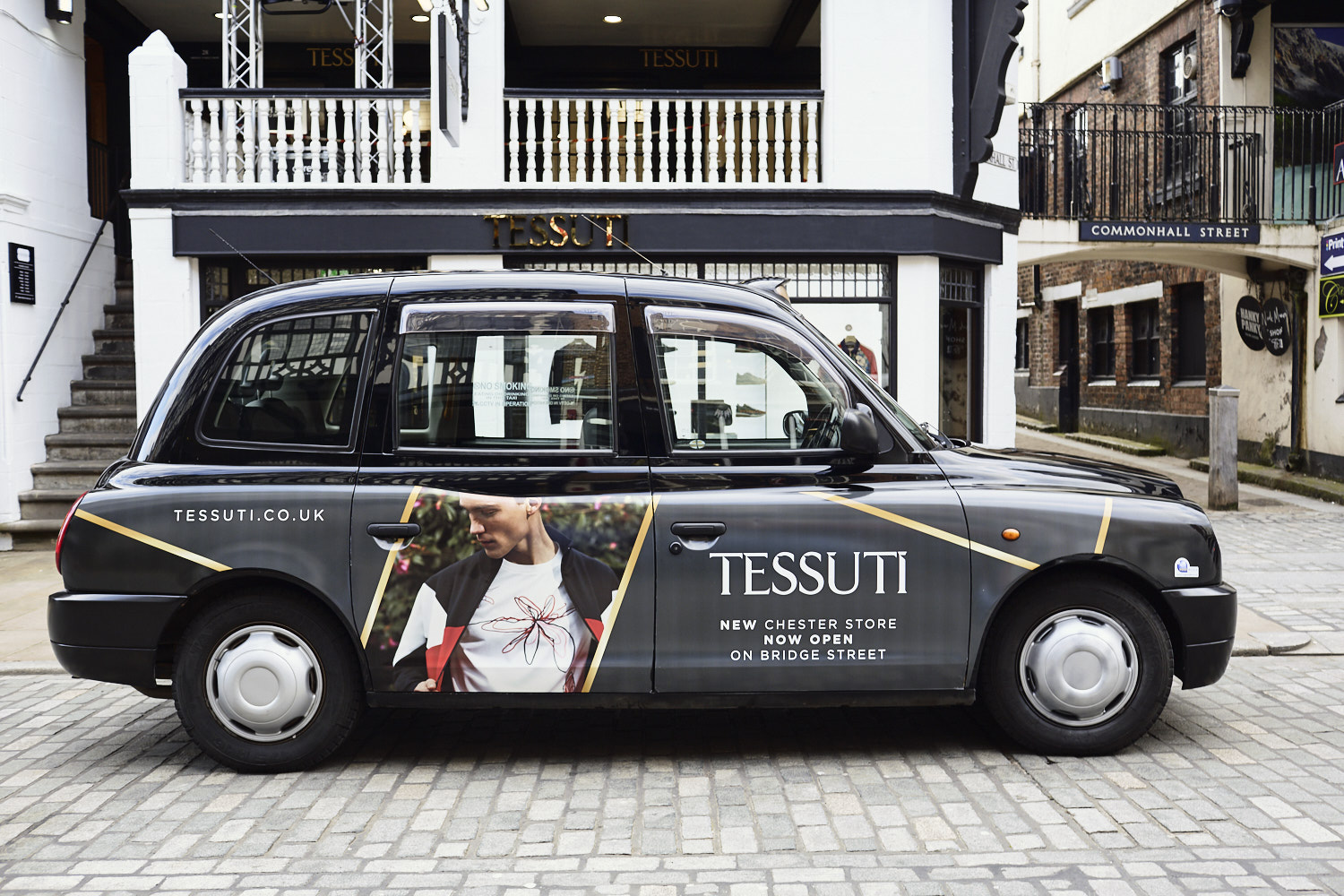 Superside Taxi Advertising